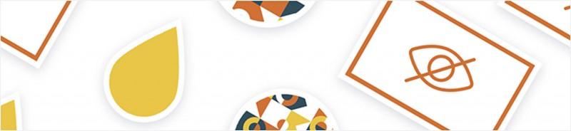 Blickdichte Sticker überkleben veraltete oder falsche Informationen, ohne dass der Untergrund durchscheint.