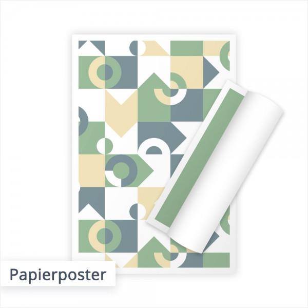 Papier Poster  Ihre Werbung auf barrieregestrichenem Papier  SalierDruck.de