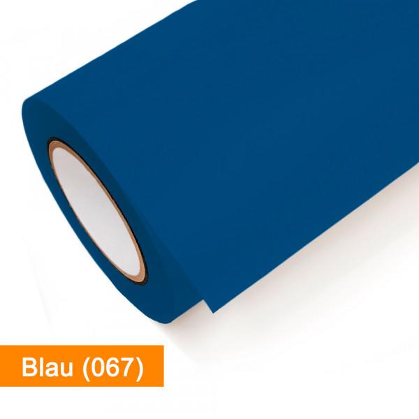 Plotterfolie Oracal - 651-067 Blau - günstig bei SalierShop.de