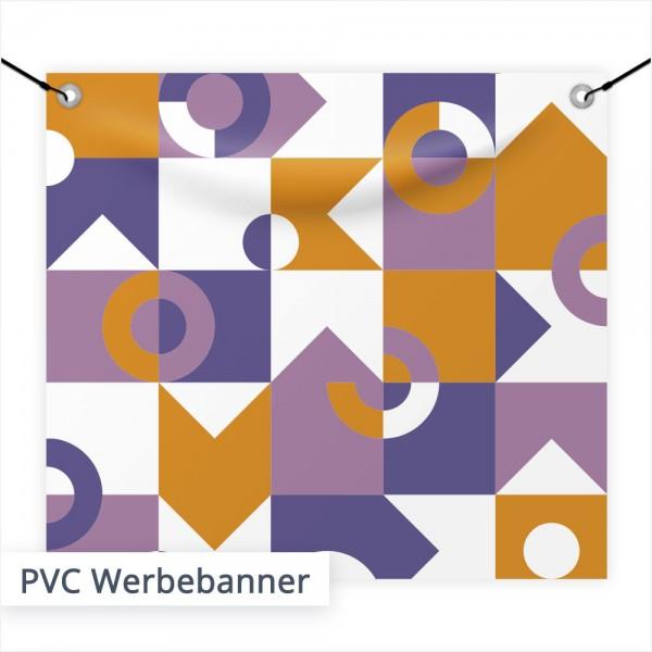 Wir bedrucken PVC Werbebanner mit Ihrem individuellem Aufdruck. | SalierDruck.de