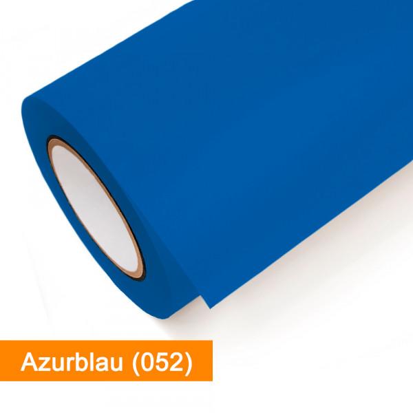 Plotterfolie Oracal - 751C-052 Azurblau - günstig bei SalierShop.de