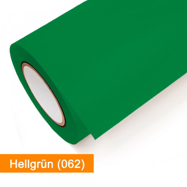 Plotterfolie Oracal - 651-062 Hellgrün - günstig bei SalierShop.de