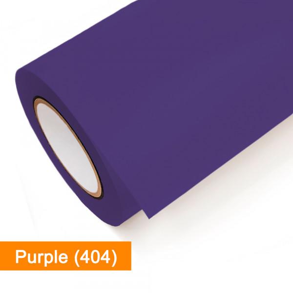 Plotterfolie Oracal - 651-404 Purple - günstig bei SalierShop.de