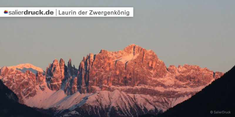 Laurin der Zwergenkönig – Studienfahrt Bozen