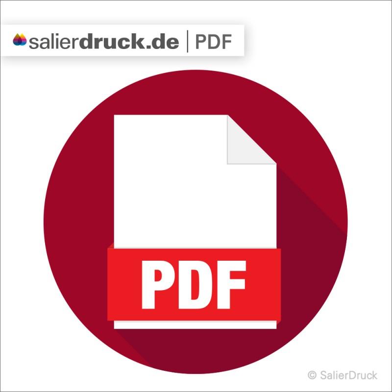 Das PDF Daten-Format.