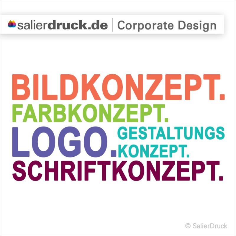 Die Grundlagen des Aussehens eines Unternehmens |Corporate Design