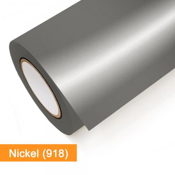 Plotterfolie Oracal - 751C-918 Nickel - günstig bei SalierShop.de