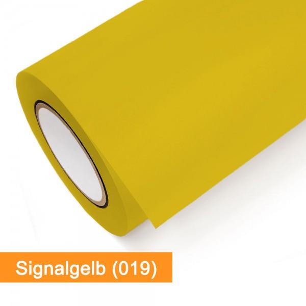 Plotterfolie Oracal - 631-019 Signalgelb - günstig bei SalierShop.de