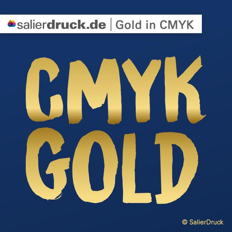 Gold in CMYK |Jetzt Beitrag lesen...