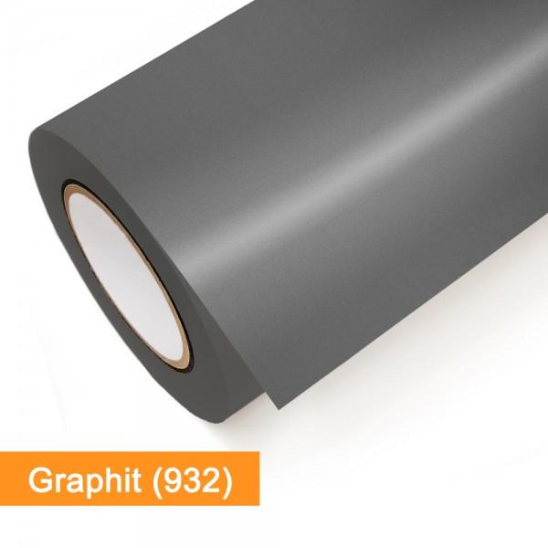 Plotterfolie Oracal - 751C-932 Graphit metallic - günstig bei SalierShop.de