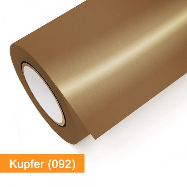 Kupfer 092 – glänzend – Oracal 651