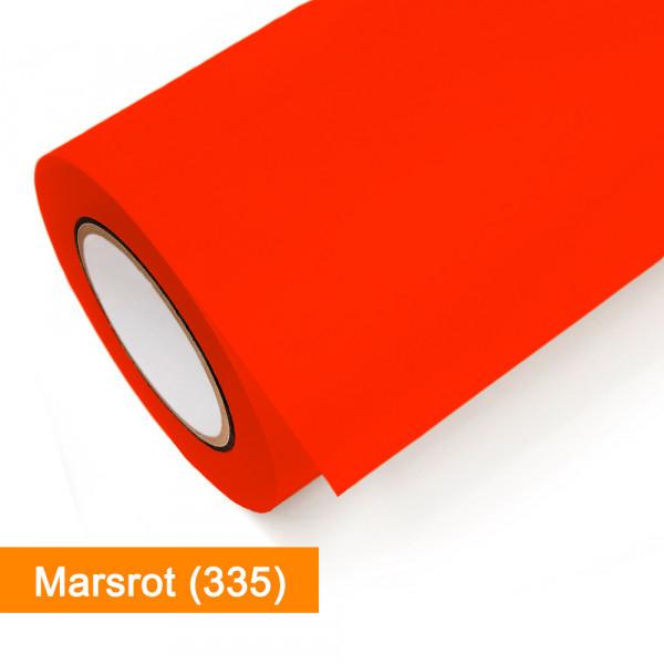 Plotterfolie Oracal - 751C-335 Marsrot - günstig bei SalierShop.de