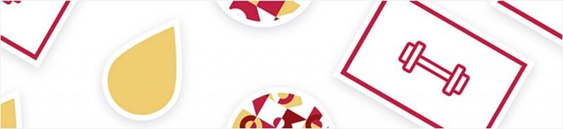 Stark haftende Sticker haften auf viel mehr Oberflächen als gewöhnliche, wie z.B. rauen oder niederenergetischen Untergründen.