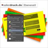Ebenenstile kopieren und einfügen in Adobe Photoshop – SalierBlog