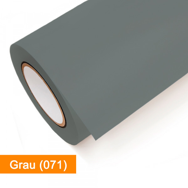Plotterfolie Oracal - 651-071 Grau - günstig bei SalierShop.de
