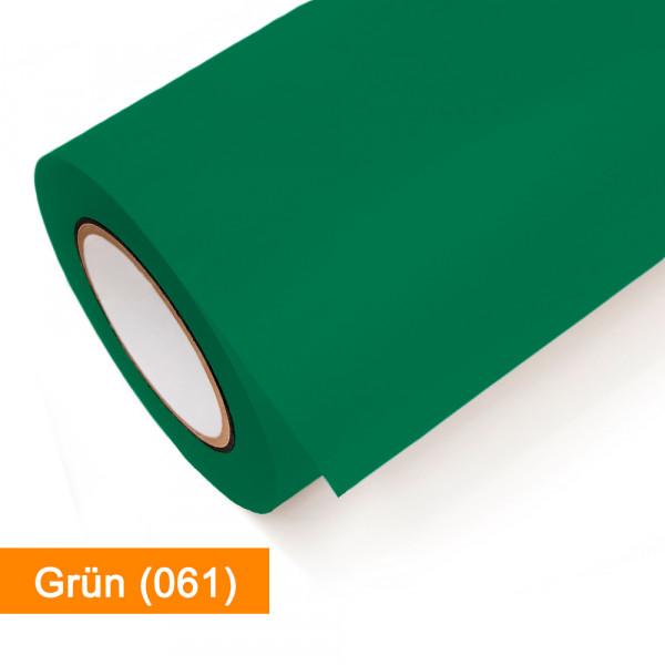 Plotterfolie Oracal - 651-061 Grün - günstig bei SalierShop.de