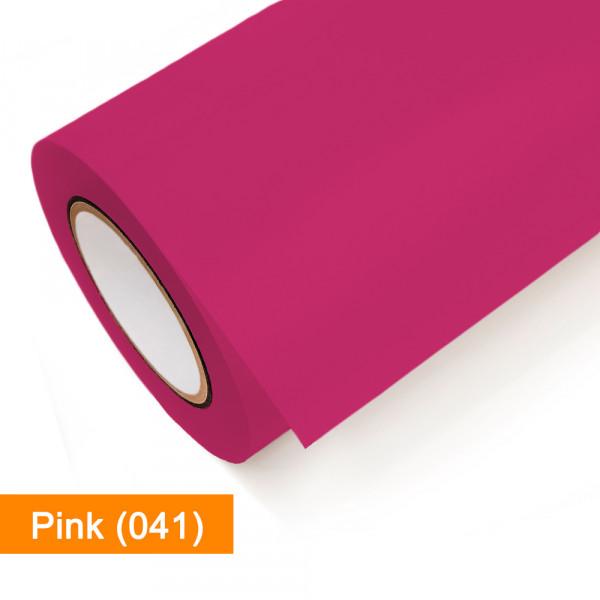 Plotterfolie Oracal - 651-041 Pink - günstig bei SalierShop.de