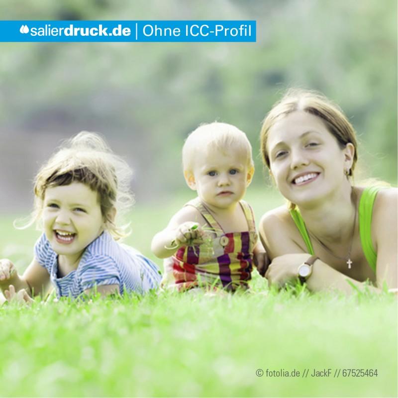 Bilder ohne ICC Profil können einen gelben Farbstich bekommen | SalierDruck