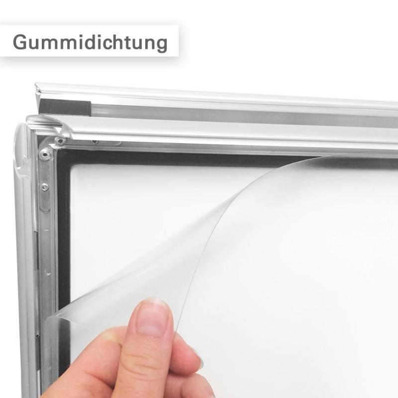 Schnellwechselrahmen der Premium Ausführung | SalierDruck.de