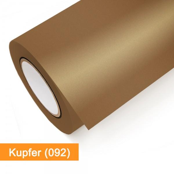 Plotterfolie Oracal - 631-092 Kupfer - günstig bei SalierShop.de