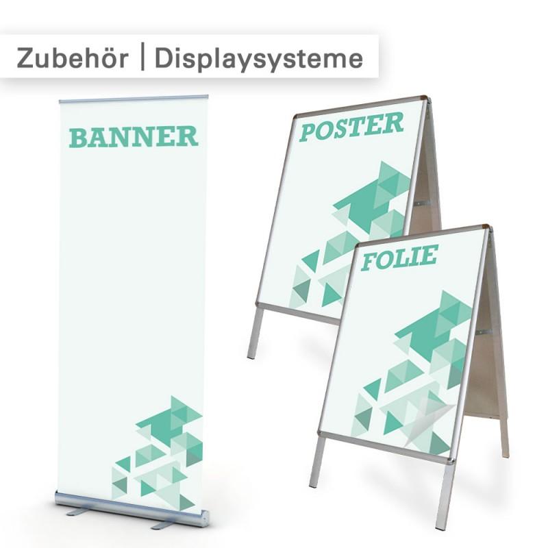 Ersatzgrafiken und Ersatzfolien zum Erneuern Ihrer Displysysteme – SalierDruck.de