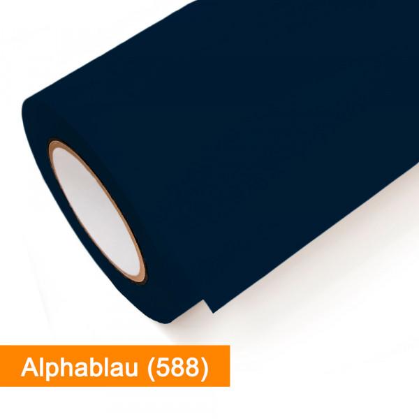 Plotterfolie Oracal - 751C-588 Alphablau - günstig bei SalierShop.de