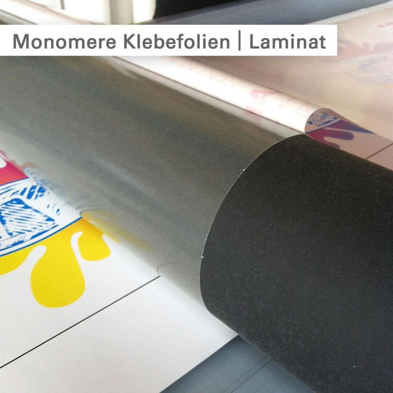 Monomere Klebefolie – Laminierung – SalierDruck.de