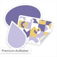 Premium Aufkleber individuell in Abmessung, Form und Motiv |SalierDruck.de