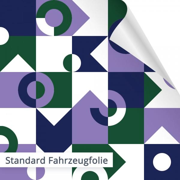 Standard Fahrzeugfolie | individuell bedruckt | SalierDruck.de