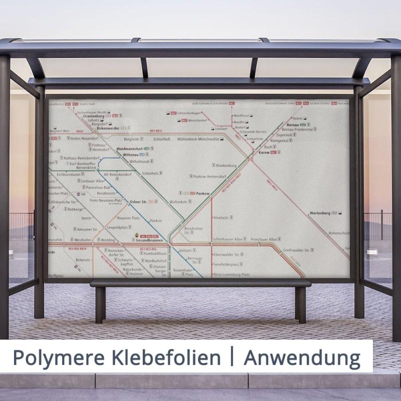 Polymere Klebefolien für maximale Aufmerksamkeit | SalierDruck.