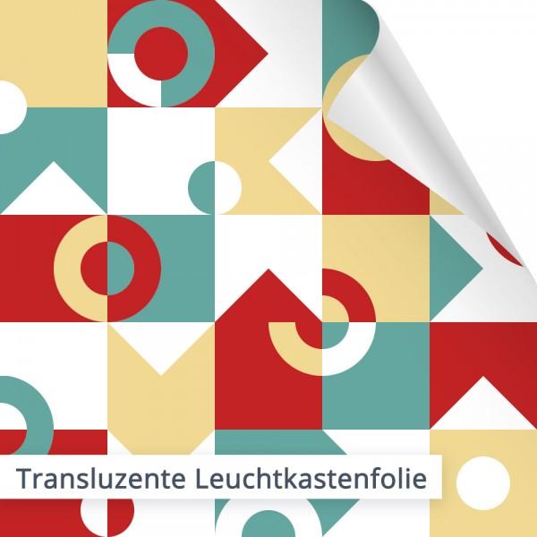 Transluzente Folie drucken - schnell und günstig bei SalierDruck.de