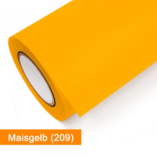 Plotterfolie Oracal - 751C-209 Maisgelb - günstig bei SalierShop.de
