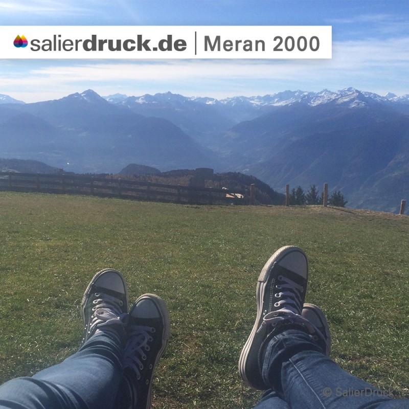 Meran 2000 – Was für eine Aussicht!