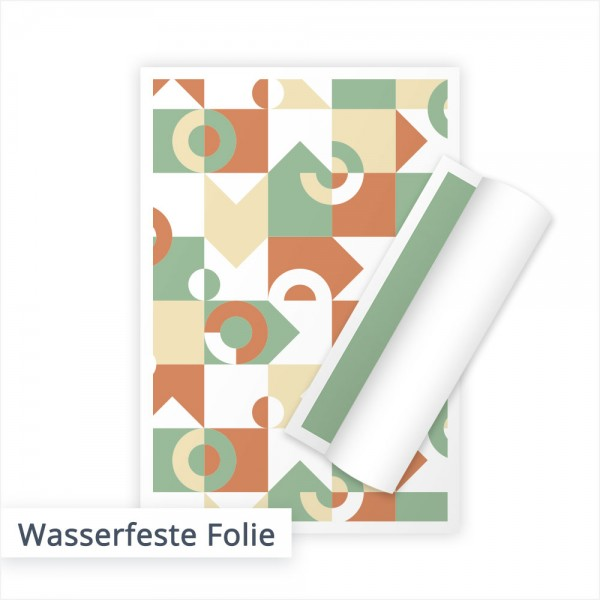Lassen Sie Ihren Wunschdruck auf wasserfeste Folie drucken   SalierDruck.de