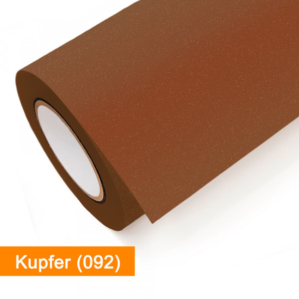 Plotterfolie Oracal - 651-092 Kupfer - günstig bei SalierShop.de