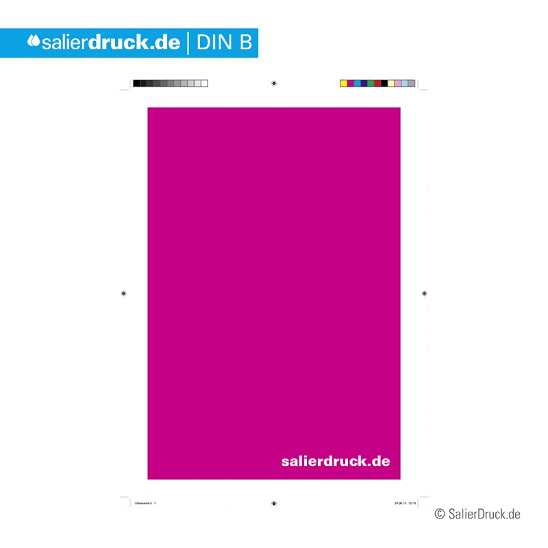 Die DIN B |SalierDruck