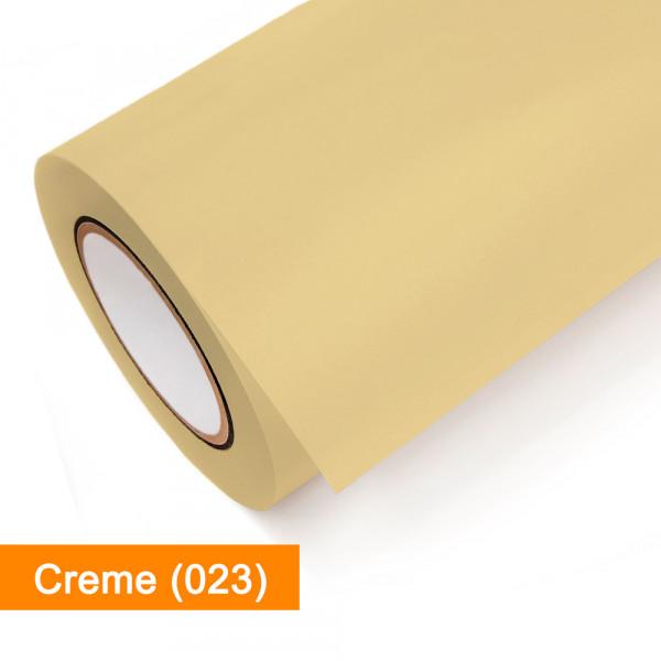 Plotterfolie Oracal - 751C-023 Creme - günstig bei SalierShop.de