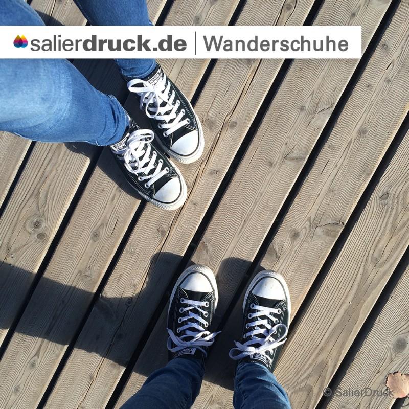 Moderne Wanderschuhe im Partnerlook :)