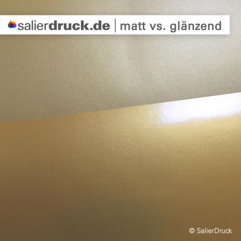 Gold-Folie bedruckbar | SalierDruck