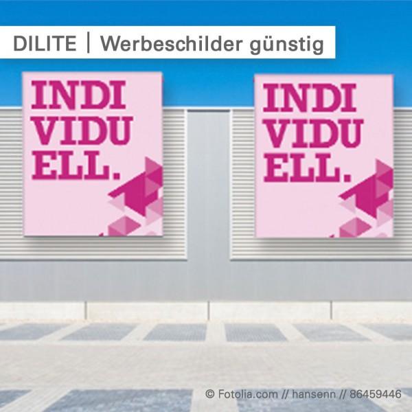 Alu-DIBOND-Druck - induviduell bei SalierDruck.de