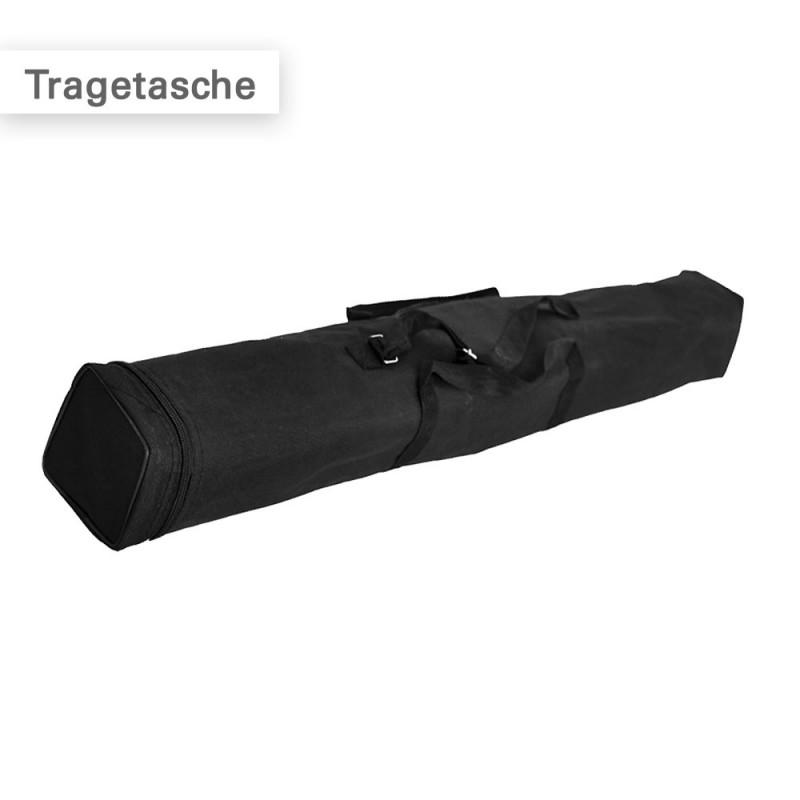 Tragetasche des Roll Up zum sicheren Aufbewahren