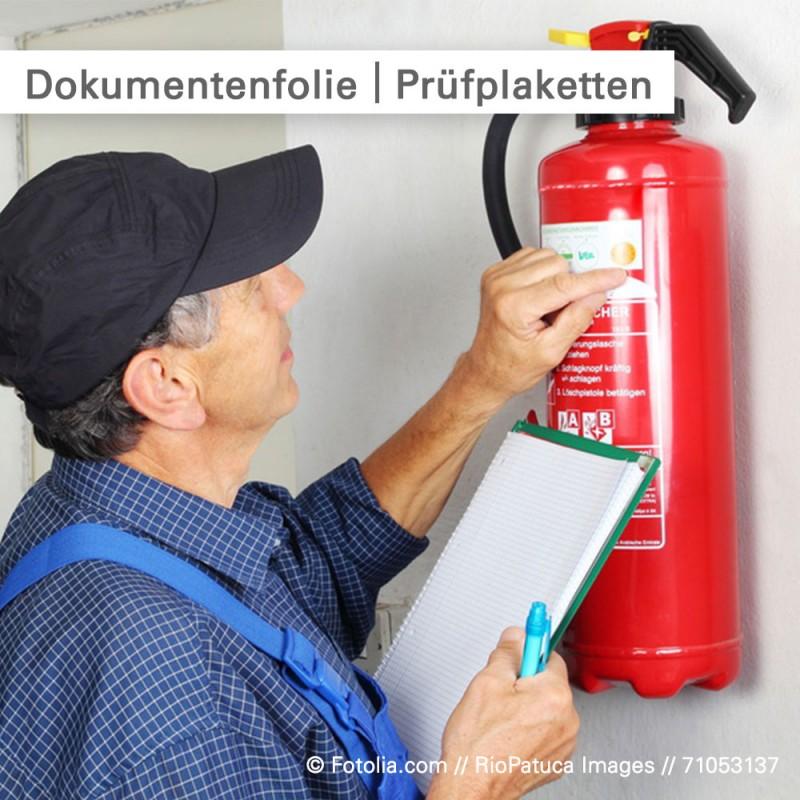 Dokumentenfolie für manipulationssichere Prüfetiketten und Garantiesiegel - online bestellen bei SalierDruck.de