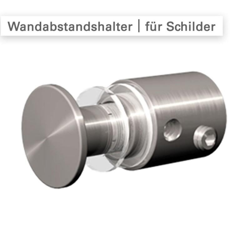 Wandabstandshalter – für 1-10 mm Plattenstärke – SalierDruck.de