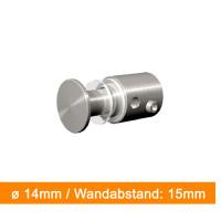 Abstandshalter 14mm Durchmesser | einfach bei SalierDruck.de bestellen.