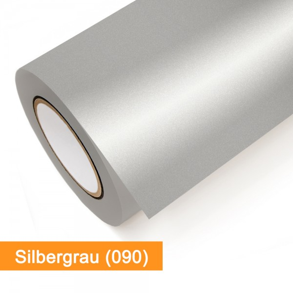 Plotterfolie Oracal - 631-090 Silbergrau - günstig bei SalierShop.de