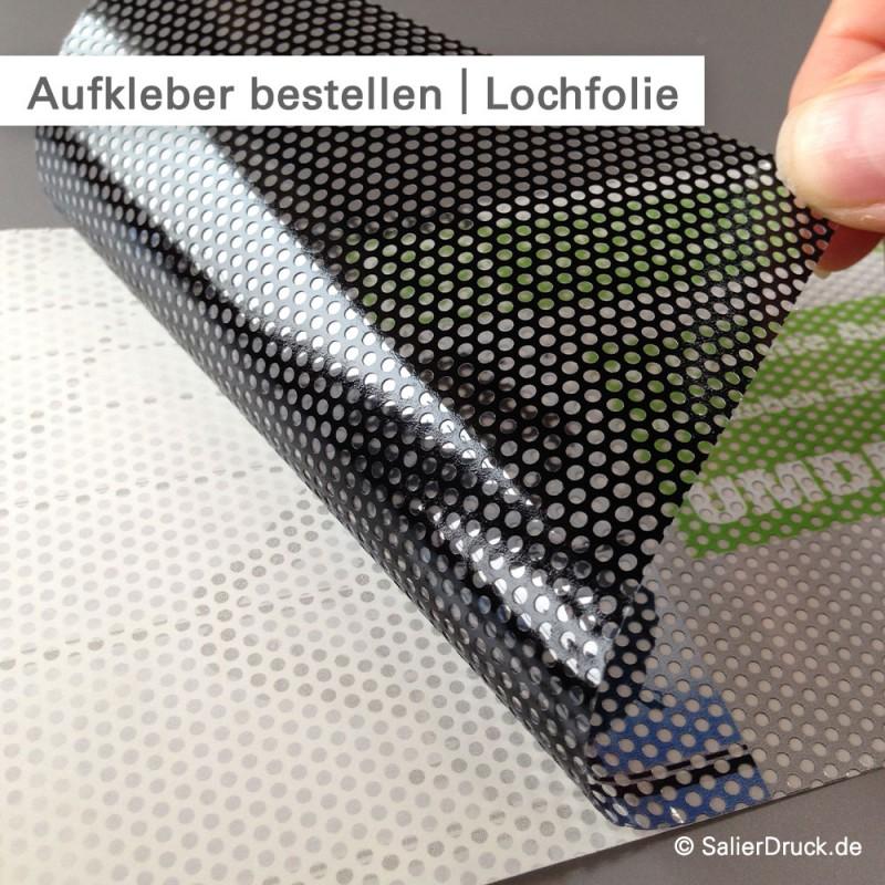 Window Graphics Aufkleber bestellen - individuell und günstig bei SalierDruck.de